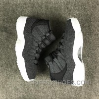 Air Jordan 11 Wool Dark Grey Online DQXaFwr