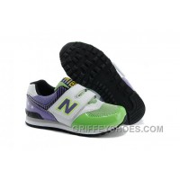 Kids New Balance Shoes 574 M019