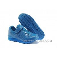 Kids New Balance Shoes 996 M007