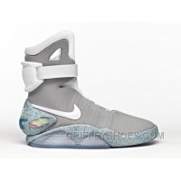 Nike Air Mag Back To The Future Limited Edition Shoes Super Deals FNNDcGM