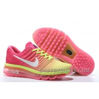 Authentic Nike Air Max 2017 Pink Volt White Copuon Code EMmx3WG