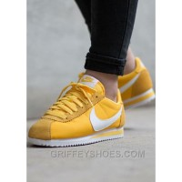 Nike Cortez Womens Yellow Black Friday Deals 2016[XMS1889] Lastest Cx3rJGJ