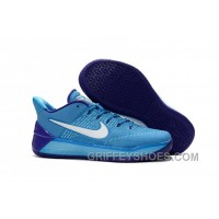 12A.D. Nike Kobe A.D. Blue Kobe 12 Best X2dj5is