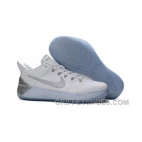 12A.D. Nike Kobe A.D. White Silver Kobe 12 Cheap To Buy HBjwAin