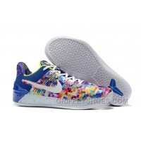 Cheap Nike Kobe A.D. 12 Fruit Blue White Purple Top Deals Z8nQ77