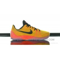 Discount Nike Zoom Kobe Venomenon 5 University Gold Black Bright Crimson Cheap To Buy 24bASZP