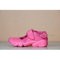 Nike Womens Air Rift BR Ninja 308662-102 Pink Girls Shoes breathable size 36-39